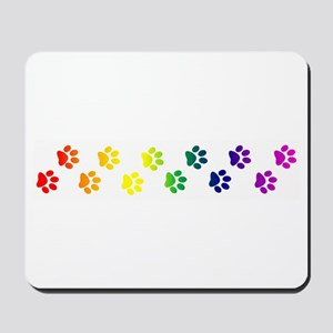 Paws All Over You Mousepad