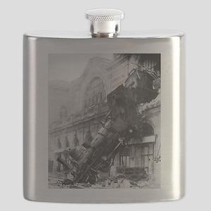 Train Wreck Flask