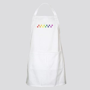 Paws All Over You BBQ Apron