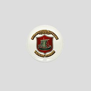 Army - 86th Engineer Battalion (Combat) Mini Butto