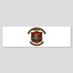 Army - 86th Engineer Battalion (Combat) Sticker (B