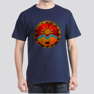 Sun Bear Dark T-Shirt