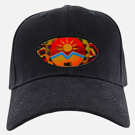 Sun Bear Baseball Hat