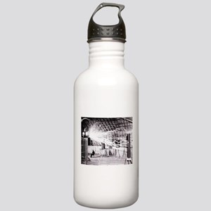 Nikola Tesla Water Bottle