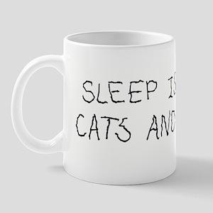 """""""No Sleep"""" Mug"""