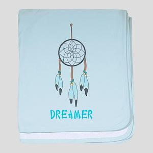 Dreamer baby blanket