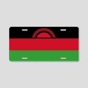 Flag of Malawi Aluminum License Plate