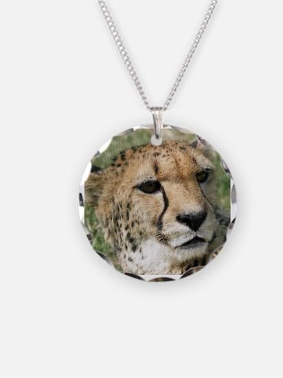 Cheetah006 Necklace