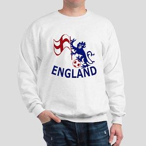 English St George Cross flag Sweatshirt