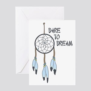 Dare to Dream Greeting Cards