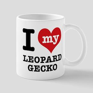 I love my Leopard Mug