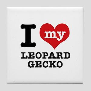 I love my Leopard Tile Coaster