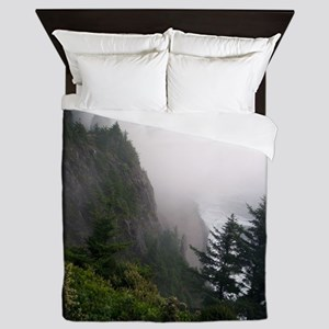 Oregon Coast Queen Duvet