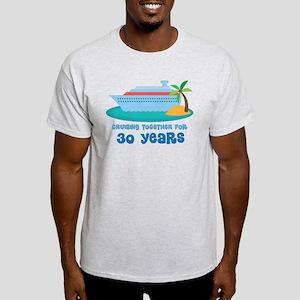 30th Anniversary Cruise Light T-Shirt
