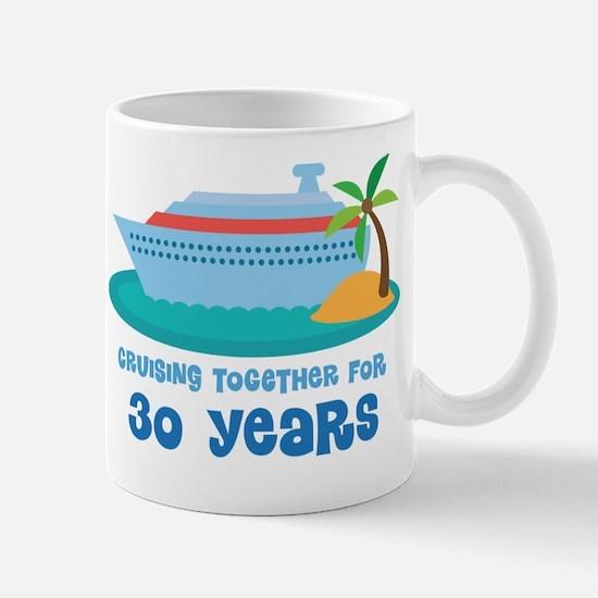 30th Anniversary Cruise Mug
