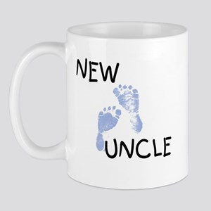 New Uncle (blue) Mug