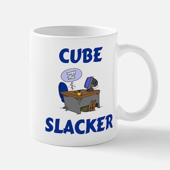 Cube Slacker Mug