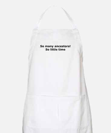 So Little Time BBQ Apron