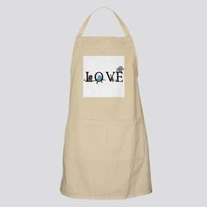 Love BBQ Apron