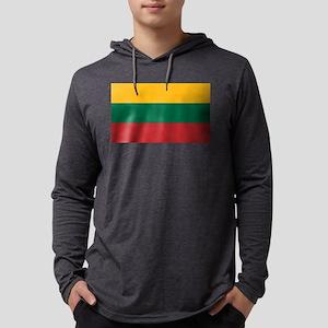 Lietuvos Valstybes Veliava, Vy Long Sleeve T-Shirt