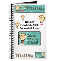 Official PiBoIdMo 2013 Journal of Ideas