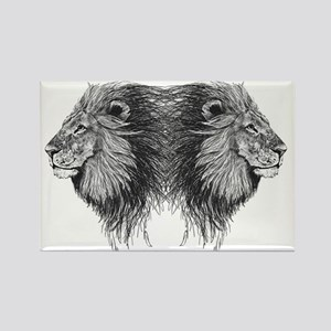 Twin Lion Magnets
