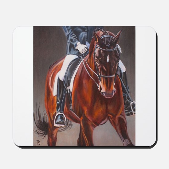 Dressage Intensity Mousepad