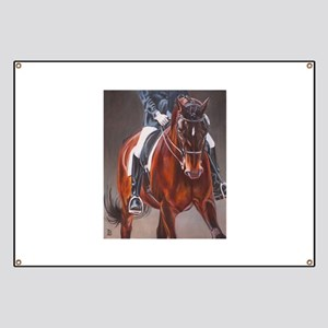 Dressage Intensity Banner