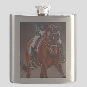 Dressage Intensity Flask