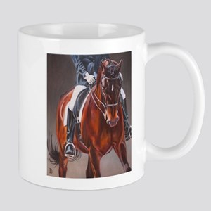 Dressage Intensity Mugs