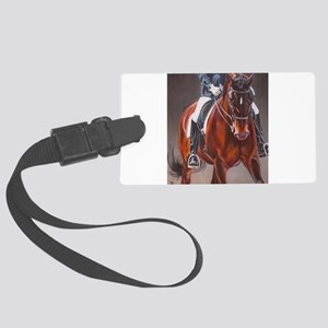 Dressage Intensity Luggage Tag