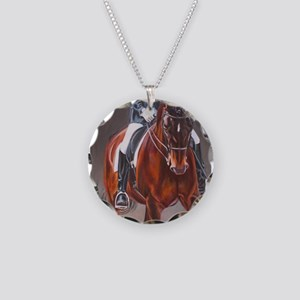 Dressage Intensity Necklace