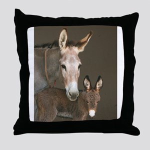 inthebarnfav Throw Pillow