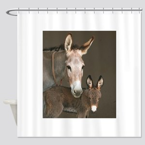 inthebarnfav Shower Curtain