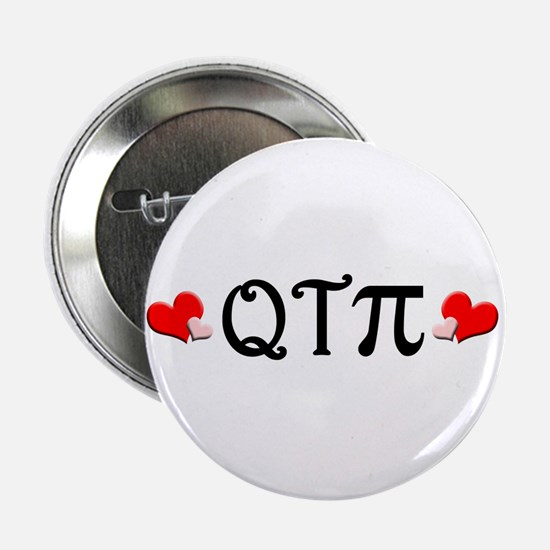 Q-T-Pi (Hearts) Button