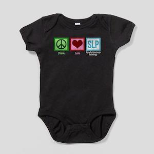 Speech Language Pathology Baby Bodysuit