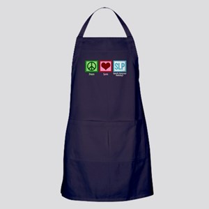 Speech Language Pathology Apron (dark)