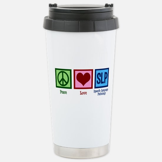 Speech Language P Travel Mug