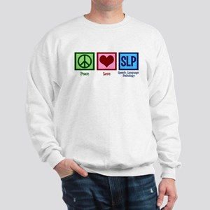 Speech Language Pathology Sweatshirt