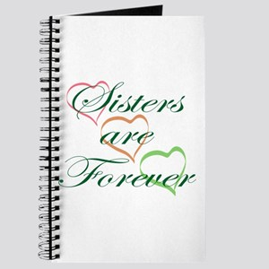 Sisters Are Forever Journal
