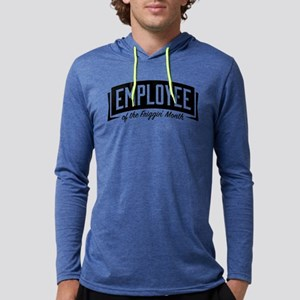 Employee of the Friggin' Month Mens Hooded Shirt