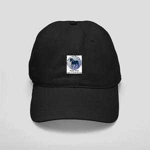 Paso Fino Worth the Trip! Black Cap