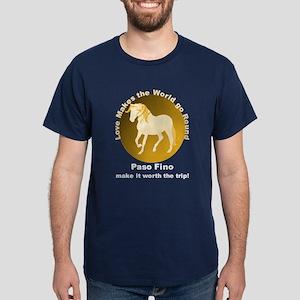 Paso Fino Worth the Trip! Dark T-Shirt