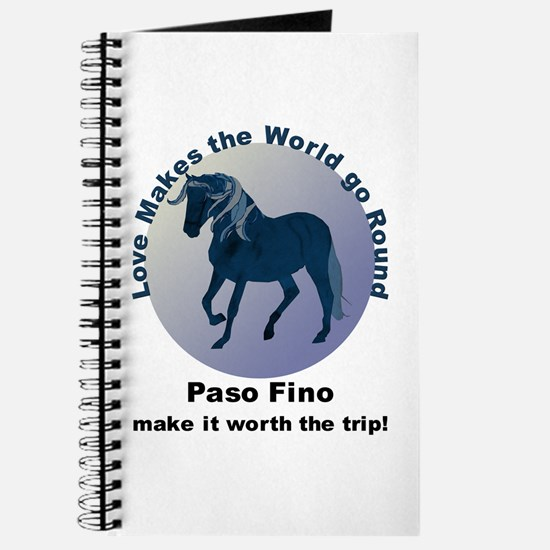 Paso Fino Worth the Trip! Journal