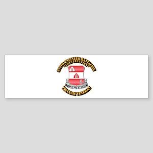 Army - 815th Engineer Bn Sticker (Bumper)
