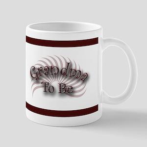 Fan Grandma To Be Mug