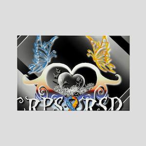 CRPS/RSD Awareness Rectangle Magnet