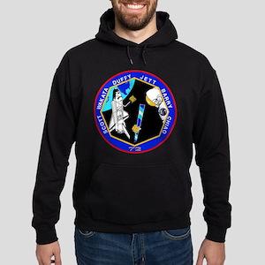 STS-72 Endeavour Hoodie (dark)
