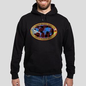 STS-68 Endeavour Hoodie (dark)
