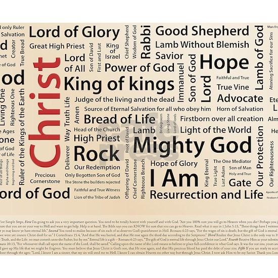100 names of Jesus American Spelling 200